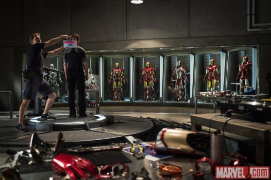 Iron Man 3 - the first image