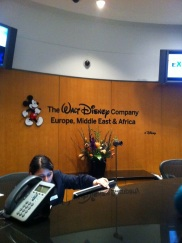 Disney Office