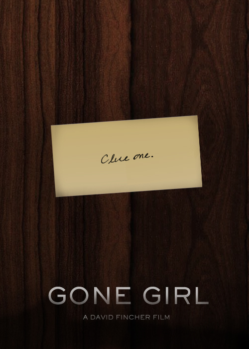 gone girl  u2013 alternative posters  u2013 neels reel deel