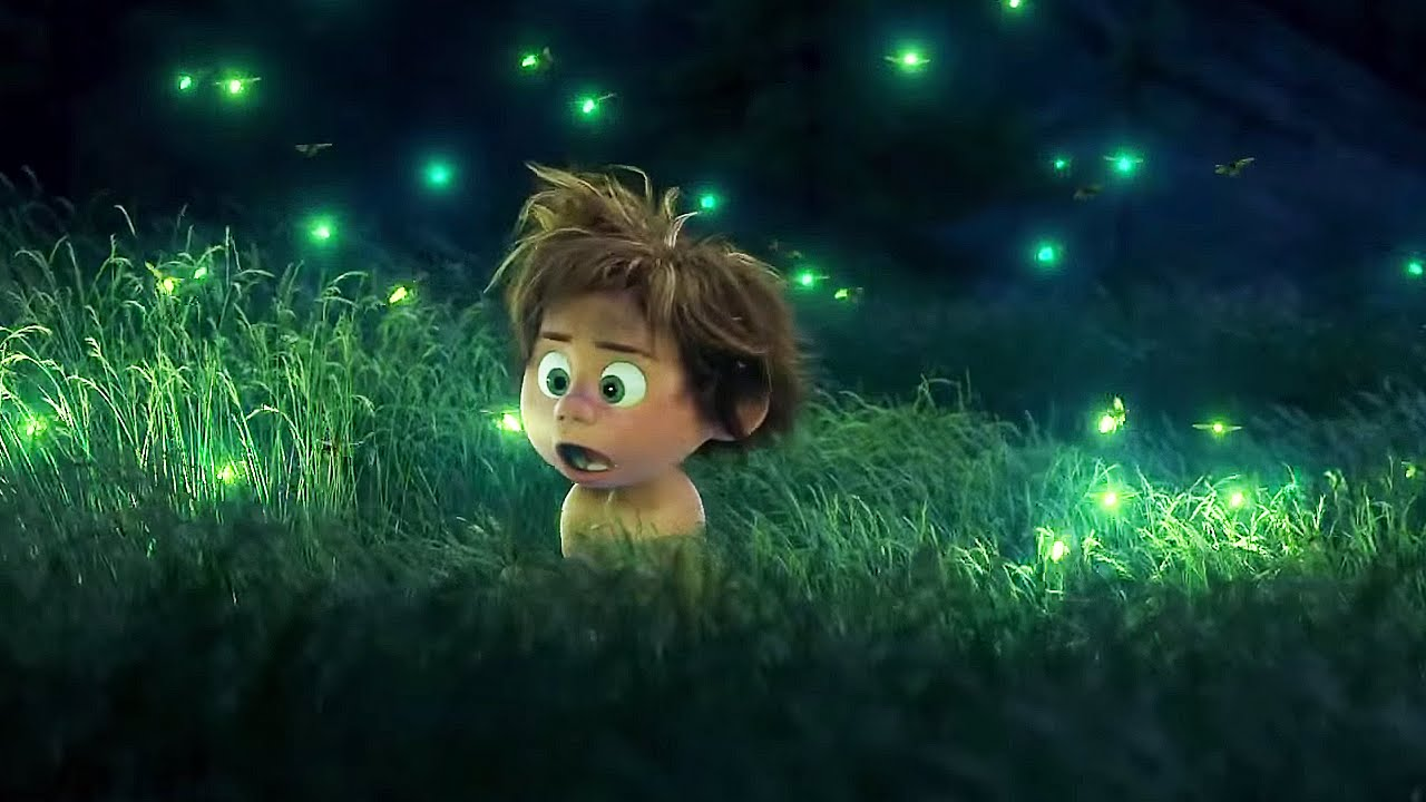The Good Dinosaur, Review