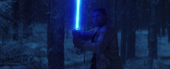 Star Wars: The Force Awakens..Finn (John Boyega)..Ph: Film Frame..? 2014 Lucasfilm Ltd. & TM. All Right Reserved..