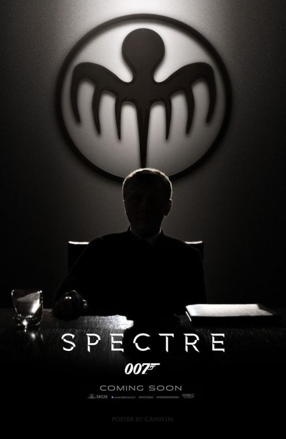 Writings on the Wall - Spectre