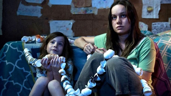 "Brie Larson and Jacob Tremblay star in ""Room."" (Ruth Hurl/Element Pictures)"